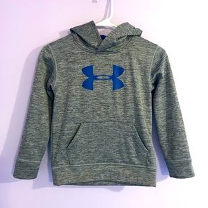 Boys youth Under Armour Hoodie sz 7